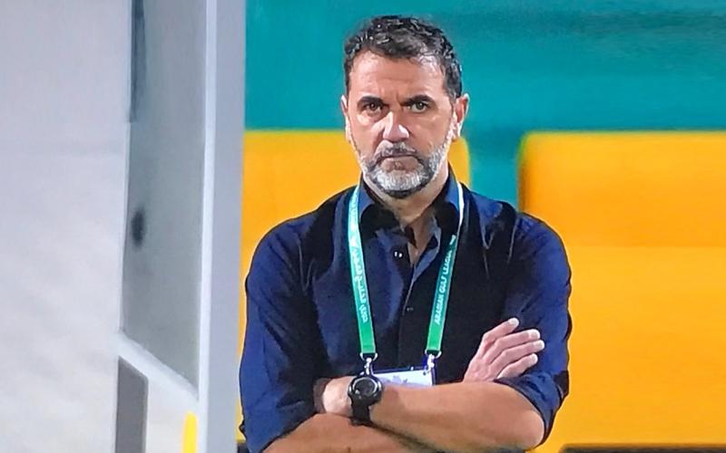 الصورة: مدرب الفجيرة فيفياني يشكر الإمارات لدعمها إيطاليا