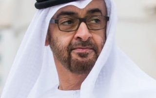 محمد بن زايد يشكر مواطنة لجهودها التطوعية thumbnail