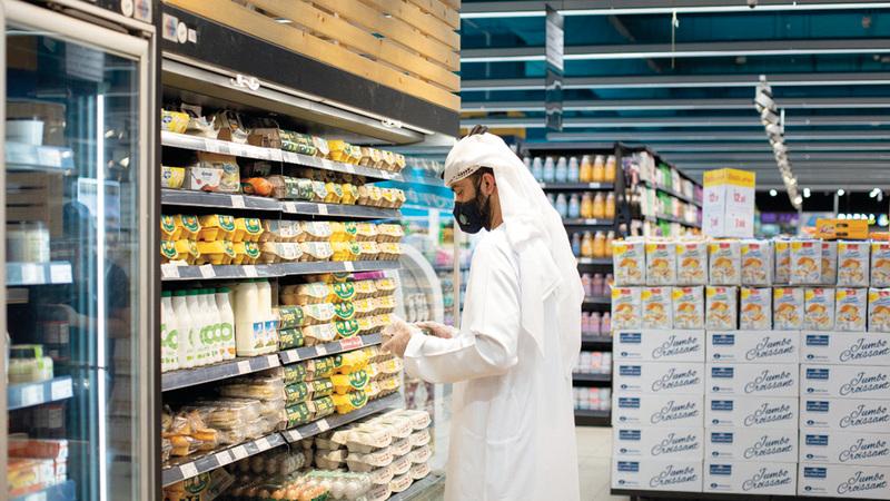 «التعاونية» أكدت مواصلتها تلبية الاحتياجات الأساسية للمجتمع ومن أهمها المنتجات الغذائية. من المصدر