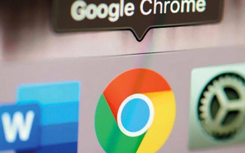 الصورة: «غوغل» تسدّ ثغرات أمنية في «كروم»