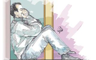 الصورة: «أبوسلمان» يعاني تليف النخاع الشوكي.. وأدويته بـ 33 ألف درهم شهرياً