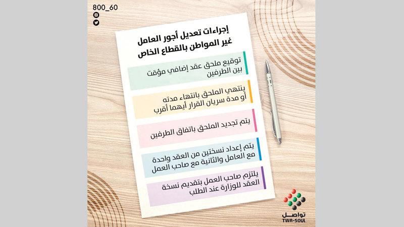 صبغ ريح شديدة عجز إجراءات تمديد التوظيف داخل دولة الإمارات Comertinsaat Com