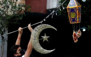 الصورة: رمضان.. جميل مهما كانت الظروف