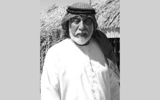 الصورة: أحمد الجسمي.. عرّاب الدراما التراثية المحلية والخليجية
