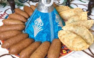الصورة: أطباق من العالم : كبة دراويش باللبن