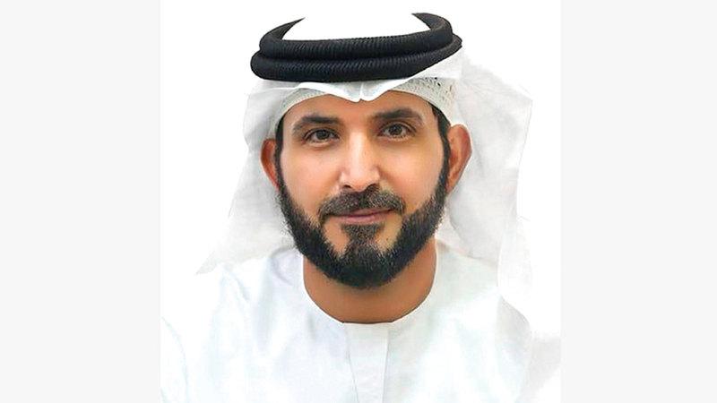 أحمد الفورة : نائب رئيس مجلس إدارة نادي عجمان
