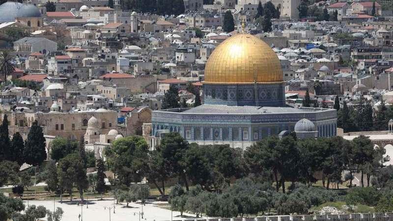 مجلس الأوقاف في القدس جدد إجراءات تعليق وصول المصلين للمساجد. ■إي.بي.إيه