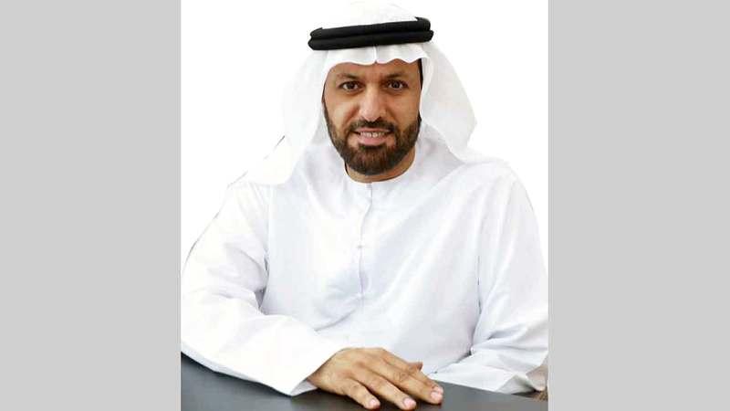 المستشار أحمد الخاطري:  «(الدائرة) اعتمدت أحدث الوسائل التقنية المبتكرة لتقديم خدماتها للمتعاملين».