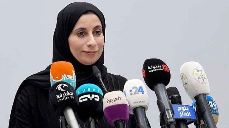 فريدة الحوسني: «القطاع الصحي في الإمارات يتبع بروتوكولاً معتمداً للتأكد من تعافي المصاب قبل خروجه من المستشفى».