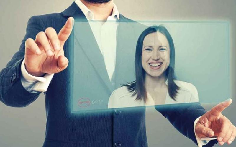 الصورة: %86 من المؤسسات حول العالم تنفذ مقابلات التوظيف افتراضياً