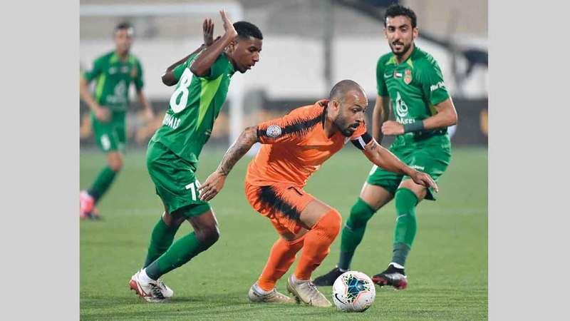 اتحاد الكرة قرّر مبدئياً استئناف الموسم الحالي في أغسطس.  الإمارات اليوم