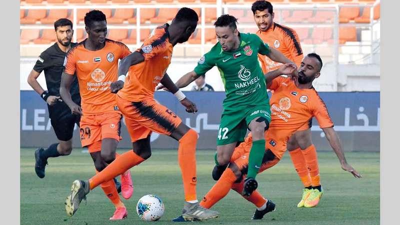 القيمة السوقية للاعبين ستتراجع بسبب «كورونا». تصوير: أسامة أبوغانم