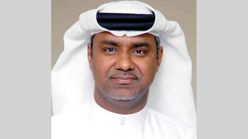 نبيل سلطان: «(الإمارات للشحن الجوي) تلعب دوراً محورياً في نقل المواد الغذائية إلى الإمارات ودول المنطقة».