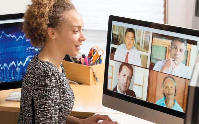 الصورة: تحليل: «غوغل ميت» تتميز بطول مدة الاجتماع وعدد المستخدمين