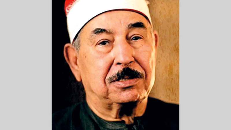 الطبلاوي حاول الالتحاق بالإذاعة المصرية 9 مرات ولم يوفق إلا في المرة الـ10 عام 1970، بسبب إصرارها على تعلمه الموسيقى.