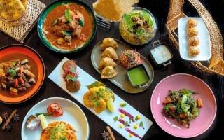 الصورة: إفطار «تاج دبي».. قائمة متنوعة من المطبخ الهندي الإماراتي