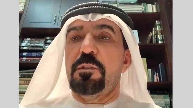 اللواء عبدالقدوس العبيدلي:  «الدولة تعاملت بمرونة كبيرة مع الجائحة وشرطة دبي أثبتت استعدادها لمواجهتها».