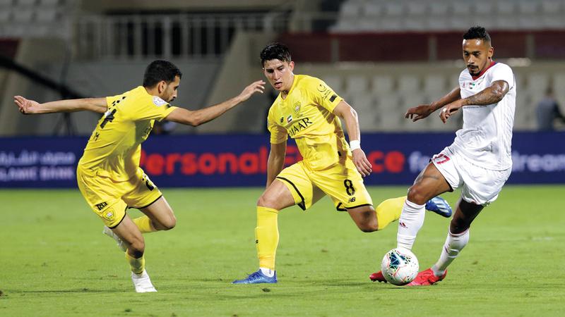 اللاعبون الأجانب في الدوري لم يرفضوا تمديد عقودهم مع أنديتهم. الإمارات اليوم