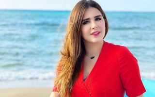 الصورة: بالصور.. الإعلامية الأهلاوية شيما صابر بعد عقد قرانها: كنت أنت دائماً