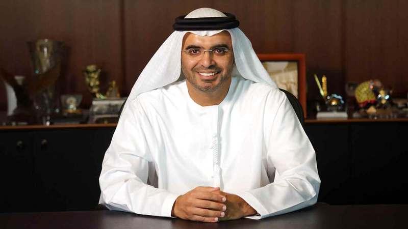 رئيس مجلس إدارة غرفة صناعة وتجارة دبي: ماجد سيف الغرير.
