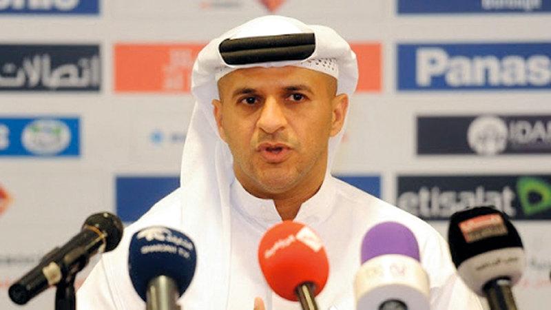 علي حمد : رئيس لجنة الحكام باتحاد كرة القدم، الحكم الدولي السابق