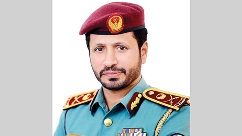 اللواء سيف الزري الشامسي:  «أغلب حوادث السرقة في الإمارة سببها الرئيس إهمال أصحابها».