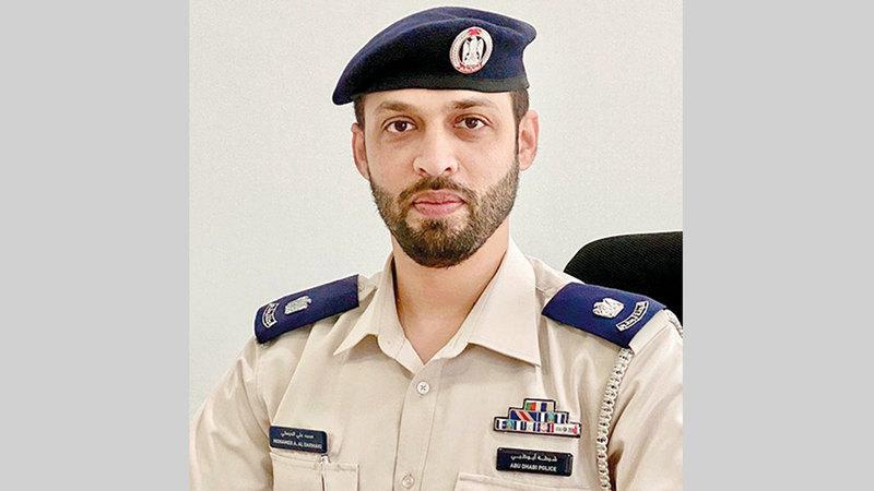 الرائد محمد الدرمكي:  «على الأفراد التحلي بالمسؤولية، تجاه المواد المتداولة عبر (التواصل الاجتماعي)».