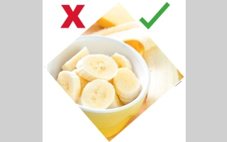 الصورة: صح- خطأ.. الموزعلى السحور يسبب العطش