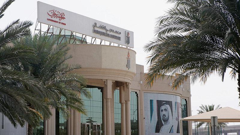 معهد دبي القضائي نظم جلسة نقاشية عن بعد حول قانون الإفلاس. ■تصوير: أشوك فيرما