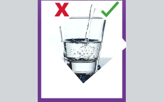 الصورة: صح- خطأ.. العصائر تعوّض الحاجة إلى الماء