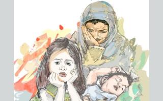 الصورة: متبرّع ينهي معاناة أسرة «أم أحمد» بعد عجزها  عن دفع متأخرات دراسية وإيجارية
