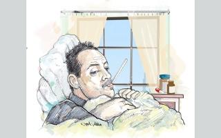 الصورة: «إسماعيل» يحتاج إلى 5307 دراهم قيمة علاجه لـ 6 أشهر