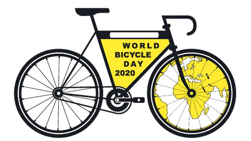 الفعالية تقام بالتزامن مع «يوم الدراجات العالمي».   من المصدر