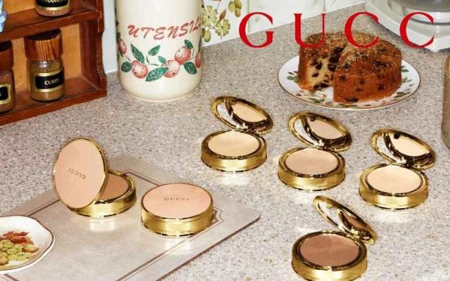 الصورة: 3 مستحضرات ماكياج جديدة للوجه والعيون من Gucci Beauty