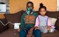 الصورة: آلاف السكان في جنوب إفريقيا يكافحون من أجل هواء نقي