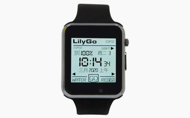 الصورة: «ليليغو» تكشف عن ساعة ذكية قابلة للتخصيص