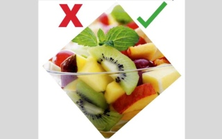 الصورة: صح- خطأ.. الفاكهة غنية بالنشويات وتزيد الوزن