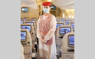 الصورة: «طيران الإمارات» تستأنف رحلات منتظمة بإجراءات لسلامة الركاب
