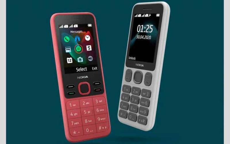الصورة: إطلاق هاتفين من «نوكيا» بسعر يبدأ من 100 درهم