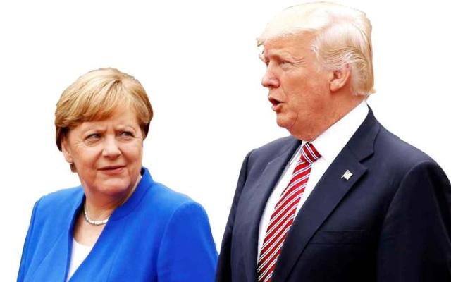 الصورة: ثقة الأوروبيين بأميركا اهتزت بشدة