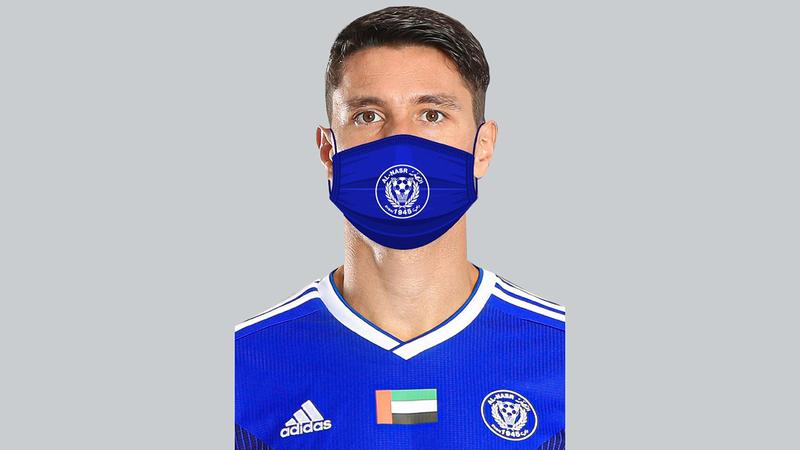 تيغالي رحل من الوحدة إلى نادي النصر. من المصدر