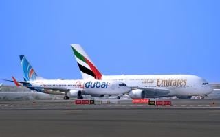 الصورة: «طيران الإمارات» و«فلاي دبي» تتيحان حجز الرحلات ابتداءً من هذه التواريخ