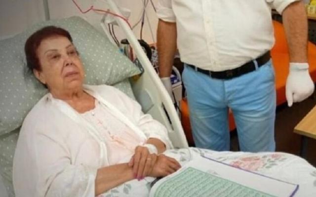 """الصورة: رجاء الجداوي تتعرض لموجة هجوم وتنمر بعد إصابتها ب """"كورونا"""""""