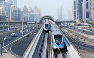 الصورة: تعديل مواعيد وسائل النقل الجماعي في دبي