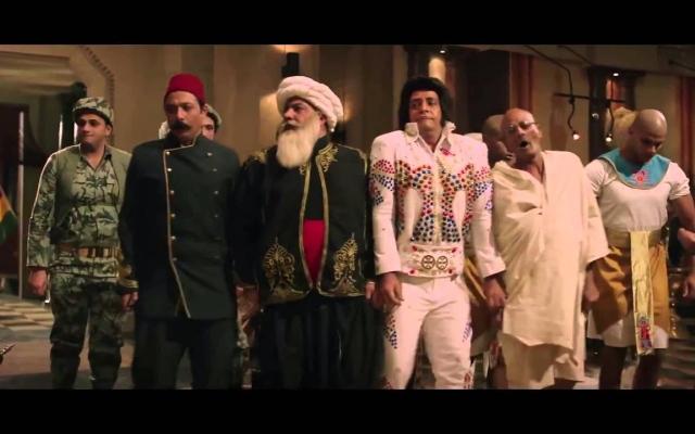 الصورة: وفاة كومبارس كوميدي شهير في السينما المصرية.. أحمد فهمي : وداعا يا عم إيتو