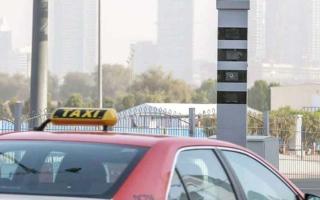 الصورة: دبي تغيّر مواعيد عمل الرادارات بعد استئناف النشاط الاقتصادي