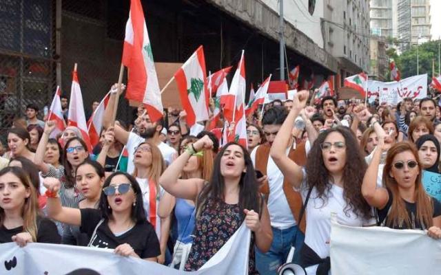 الصورة: لبنان.. دولة عاجزة ووضع إقليمي متأزم