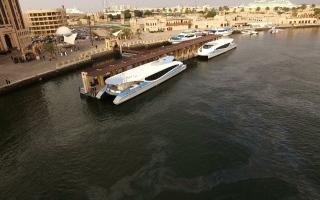 الصورة: خدمات مواصلات عامة في دبي لم يشملها قرار تخفيف قيود الحركة.. وأخرى تغيرت مواعيدها
