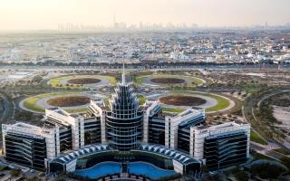 الصورة: «دبي للسيليكون» تنجز 3000 معاملة عن بُعد خلال شهرين