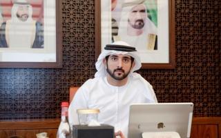 الصورة: حمدان بن محمد: استئناف العمل المكتبي لـ50% من موظفي حكومة دبي اعتباراً من الأحد